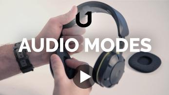 Audio modes